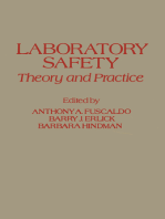 Laboratory Safety Theory and Practice
