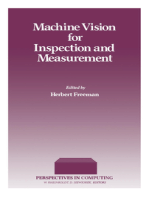 Machine Vision for Inspection and Measurement