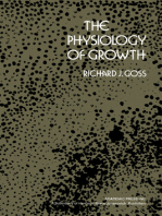 The Physiology of Growth