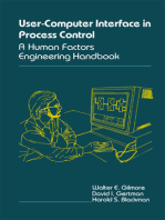 The User-Computer Interface in Process Control