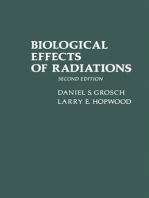 Biological Effects of Radiations