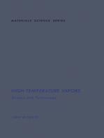 High Temperature Vapors