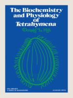 The Biochemistry and Physiology of Tetrahymena