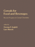 Cereals for Food and Beverages