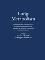 Lung Metabolism