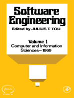 Software Engineering: Proceedings of the Third Symposium on Computer and Information Sciences held in Miami beach, Florida, December, 1969