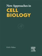 New Approaches in Cell Biology