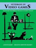 Veterans in Video Games
