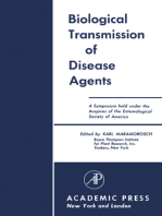 Biological Transmission of Disease Agents