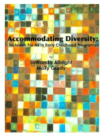 Accommodating Diversity