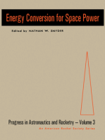 Energy Conversion for Space Power