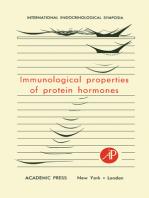 Immunological Properties of Protein Hormones