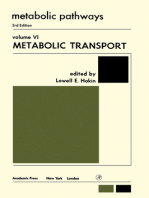 Metabolic Transport