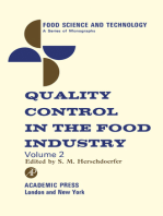 Quality Control in the Food Industry V2