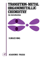 Transition-Metal Organometallic Chemistry