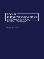 Laser Photoionization Spectroscopy