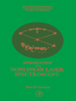 Introduction to Nonlinear Laser Spectroscopy