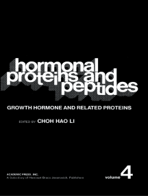 Growth Hormone and Related Proteins