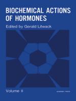 Biochemical Actions of Hormones V2