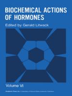 Biochemical Actions of Hormones V6
