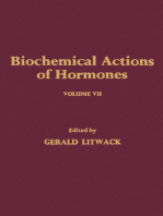 Biochemical Actions of Hormones V7