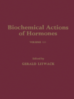Biochemical Actions of Hormones V12