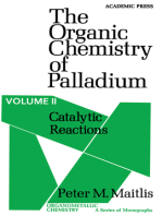 Catalytic Reactions