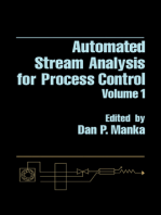 Automated Stream Analysis for Process Control V1