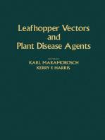 Leafhopper Vectors and Plant Disease Agents