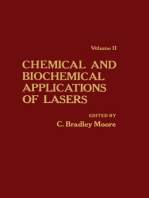 Chemical and Biochemical Applications of Lasers V2