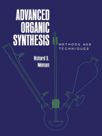 Advanced Organic Synthesis