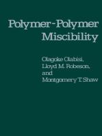 Polymer-Polymer Miscibility