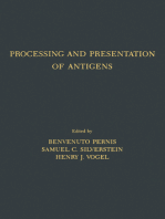 Processing and Presentation of Antigens