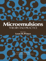 Microemulsions Theory and Practice