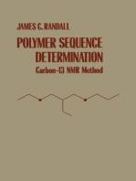 Polymer Sequence Determination