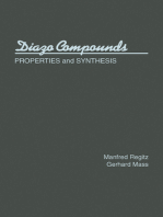 Diazo Compounds: Properties and Synthesis