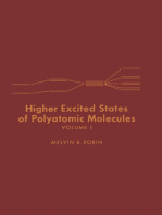 Higher Excited States of Polyatomic Molecules