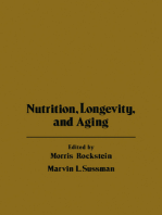 Nutrition Longevity, and Aging
