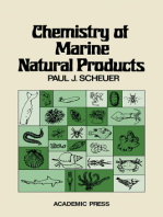 Chemistry Of Marine Natural Products