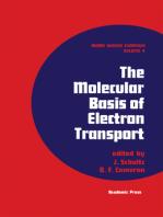 The Molecular Basis of Electron Transport