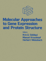 Molecular Approaches to Gene Expression and Protein Structure