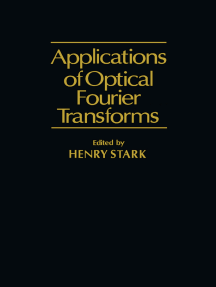 Application of Optical Fourier Transforms