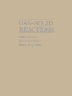 Gas-Solid Reactions