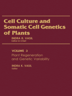 Plant Regeneration and Genetic Variability