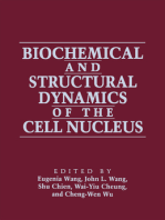 Biochemical and Structural Dynamics of the Cell Nucleus