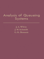 Analysis of Queueing Systems