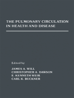 The Pulmonary Circulation in Health and Disease