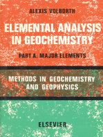 Elemental Analysis in Geochemistry