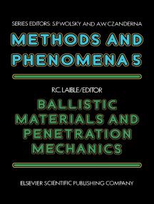 Ballistic Materials and Penetration Mechanics
