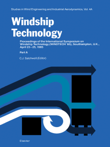 Windship Technology: Proceedings of the International Symposium on Windship Technology (WINDTECH ' 85), Southampton, U.K., April 24-25, 1985